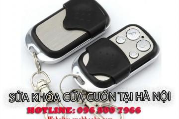 Sửa chữa khóa cửa cuốn uy tín giá rẻ nhất tại Hà Nội