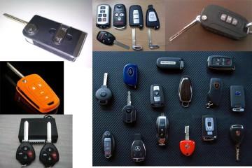 Chuyên sửa khóa ô tô, xe hơi làm lại chìa khóa, giá rẻ Hà Nội