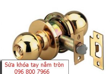 Sửa chữa khóa tay nắm tròn 01648839186