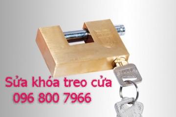 Sửa khóa móc treo cửa – đánh chìa khóa cửa